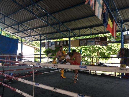 Muay Thai Chinnarach Boxing Camp: photo1.jpg
