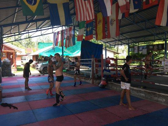 Muay Thai Chinnarach Boxing Camp: photo2.jpg