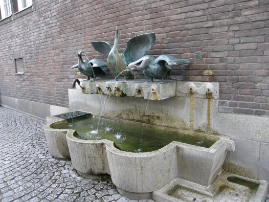 Gänsebrunnen