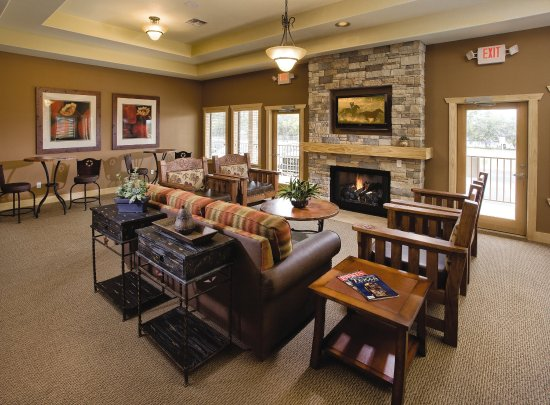 WorldMark New Braunfels: New Braunfels Game Room