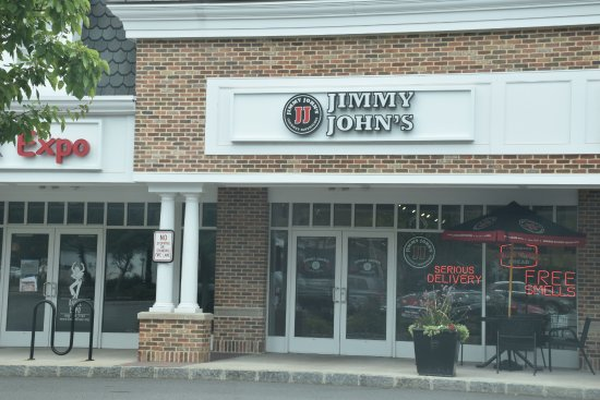 Princeton Junction, NJ: Jimmy John's Front Entrance