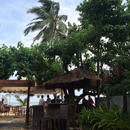 Thaproban Beach House: Escape from Big City noisy life and take a cup of Sri Lanka Red tea and Enjoy the great View.