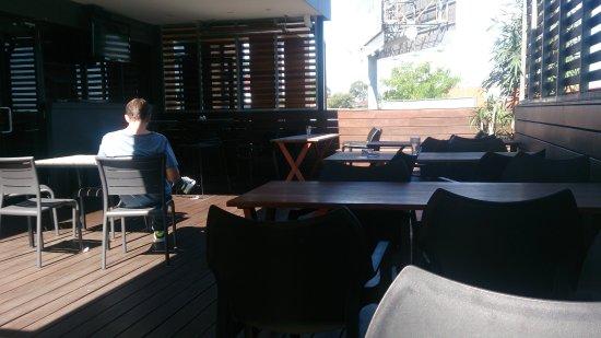 Fawkner, Australien: Beer Garden