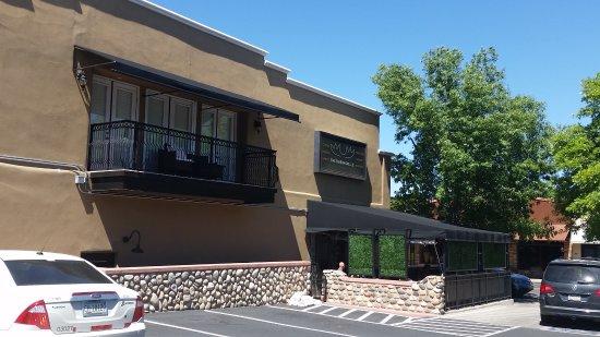 The Tavern Hotel Balcony