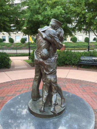 Town Point Park: Great place for naval history