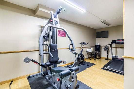 Arden Hills, MN: Fitness Center