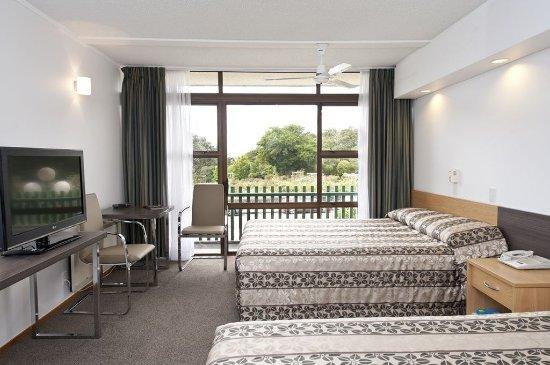 Auckland Rose Park Hotel: Premium Queen Queen