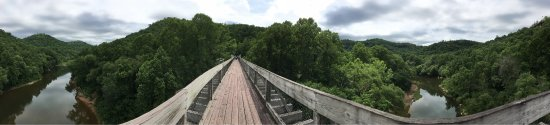 Stearns, KY: Big South Fork Scenic Railway