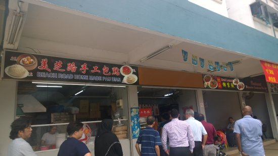 Mohamed Raffi Muslim Food Stall (Koothurar)