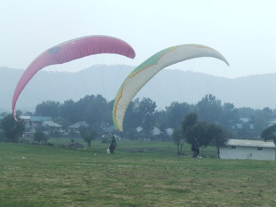 Adventure Billing Paragliding