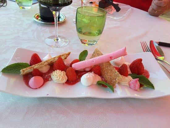Mas de Fauchon: Dessert.