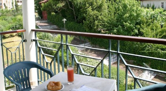 Residence Biarritz Ocean : Terrasse appartement
