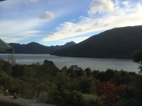 Havelock, New Zealand: What a view!