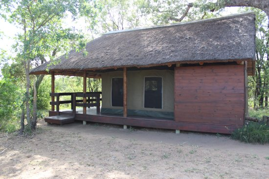 Entrance - Shindzela Tented Camp Photo