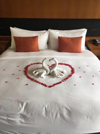 Anantara Chiang Mai Resort: Perfect welcome for Honeymooners