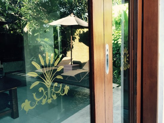 Disini Luxury Spa Villas: Amazing hospitality, super friendly staffs and boy do they do a good job at pampering you at the