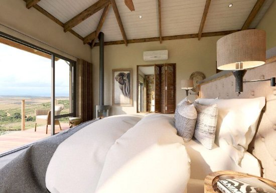 Garden Route Game Lodge: Luxury Suite