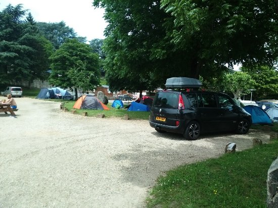 Camping des Barolles (Saint-Genis-Laval, France) - Campground ...