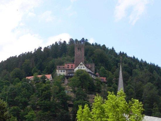 Hotell nära Bad Liebenzell