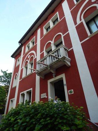 Hotel Villa Pannonia: External view
