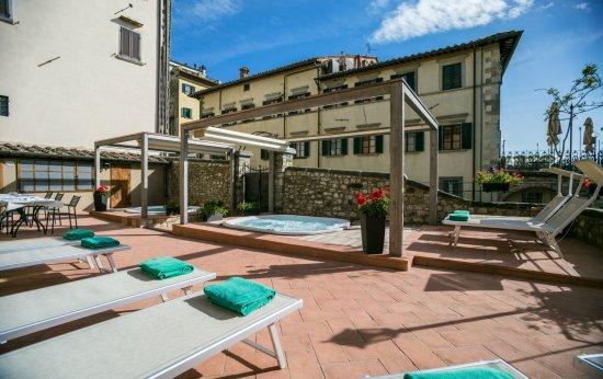 Palazzo Leopoldo Dimora Storica & Spa : Jacuzzi3