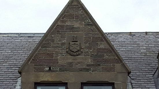 On the way - Fair Isle below... - Picture of Sumburgh Hotel ...