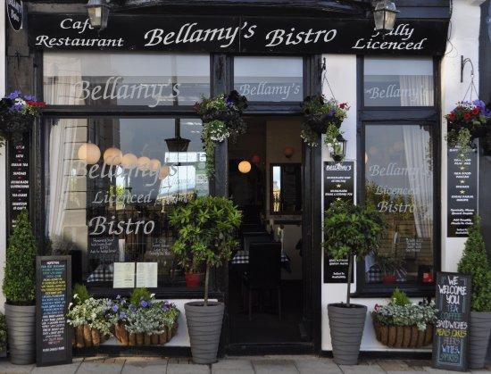 Bellamy S Restaurant Sandown
