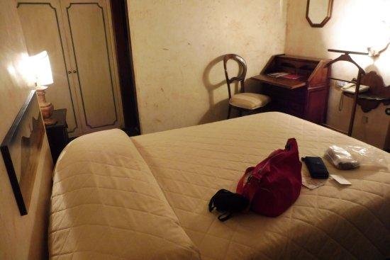 Croce di Malta Hotel: Habitación individual