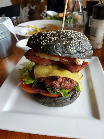 Thredbo Burger Bar