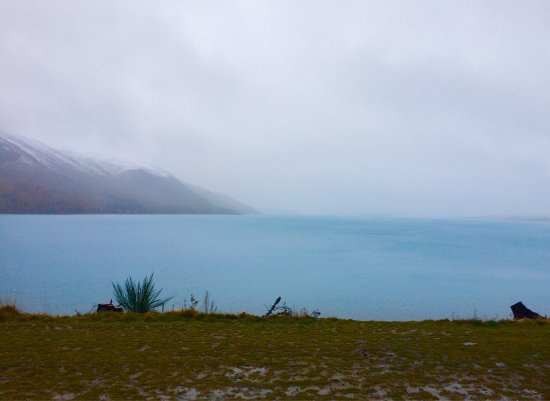 Lake Tekapo 사진
