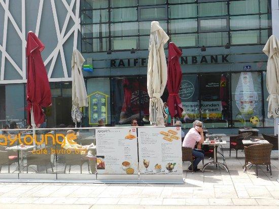 La Terrasse De Cafe Daylounge Picture Of Daylounge Cafe