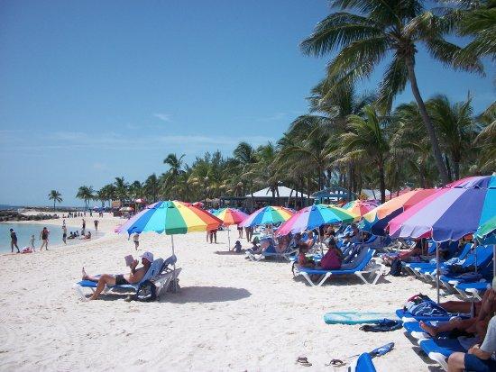 Playa De CocoCay Las Bahamas Picture Of Coco Cay Berry Islands - Coco cay weather