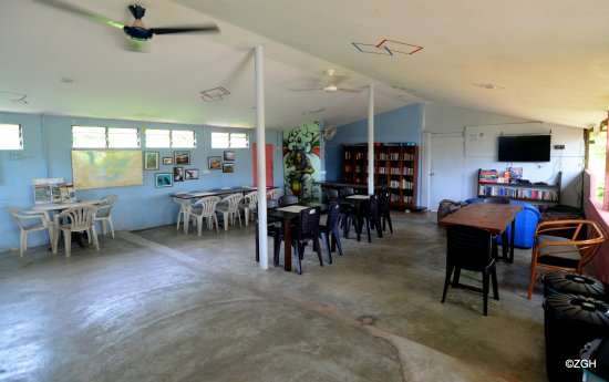 Zackry Guest House: Common Room