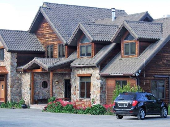 Stone Canyon Inn: Reception