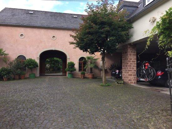 Wasserliesch, Alemania: Weingut & Gastehaus GiwerGreif