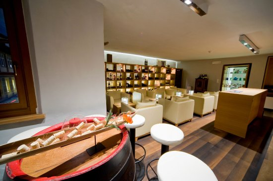Hotel Goldener Stern : Cantina-Weinkeller