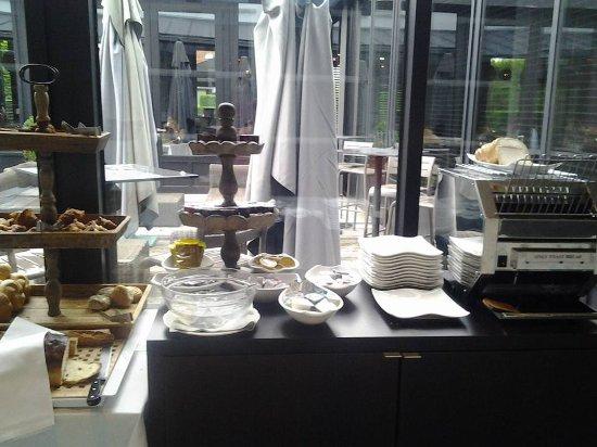 Hotel Montanus: broodjes