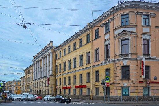 Дом М. А. Гарновского