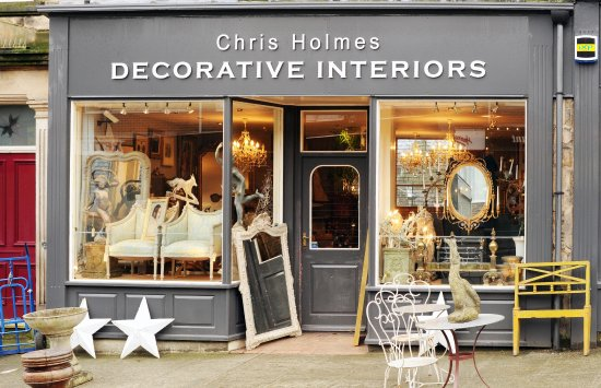 Chris Holmes Antiques & Art