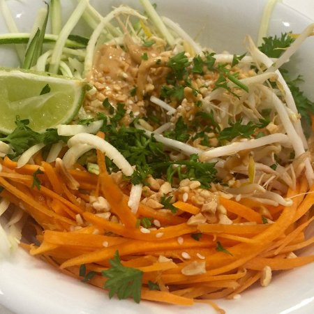Greater Newcastle, Australie : Raw Pad Thai