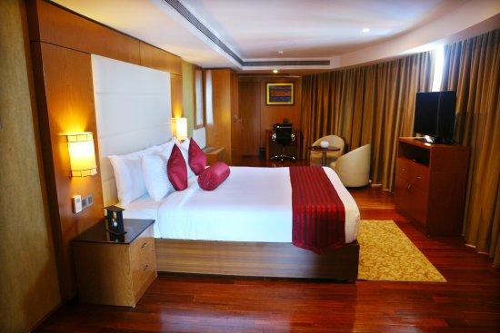Presidential Suite Picture Of The Garuda Hotel Thrissur Tripadvisor