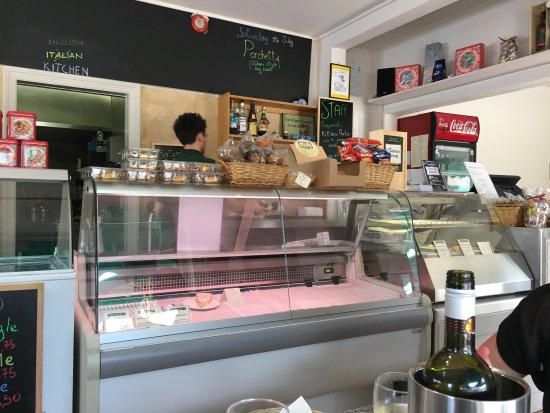 Windsor and Maidenhead, UK: Palmieri's