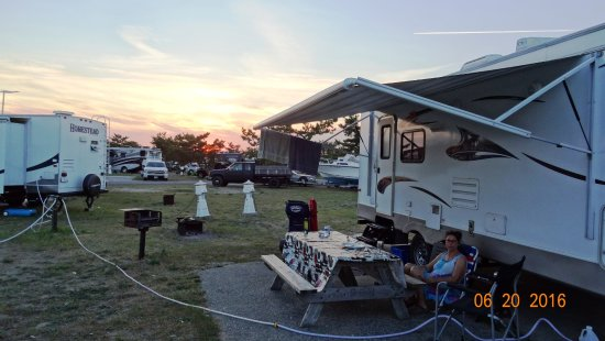 Salisbury Beach State Reservation Campground Photo