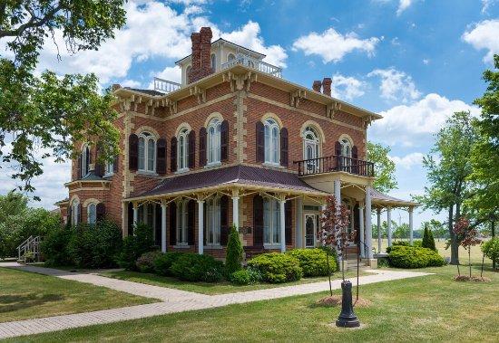 Cottonwood Mansion Museum