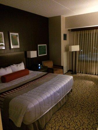 Wyandotte, OK : Bed area