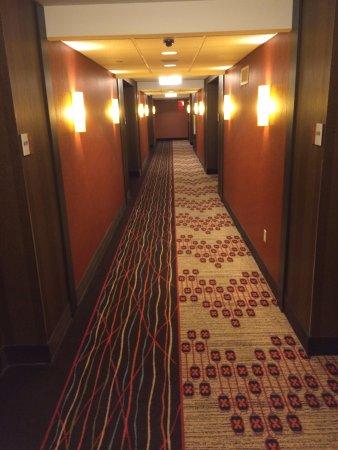 Wyandotte, โอคลาโฮมา: Hallways