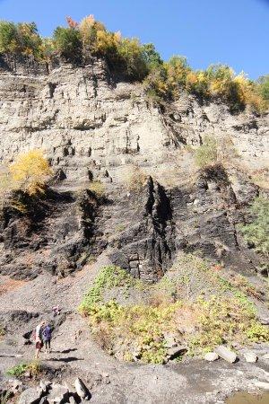 Trumansburg, Νέα Υόρκη: These rocks are amazing!