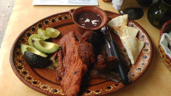 Photo of Mexican Restaurant OaxacAquí at Dr. Atl # 205 Local B Santa María La Ribera, Mexico City, Mexico