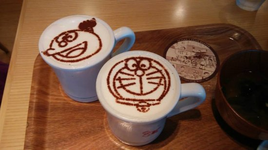 Fujiko F Fujio Museum Cafe's h...