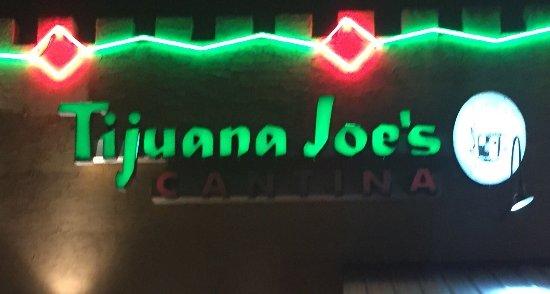 Tijuana Joe's Mexican Cantina